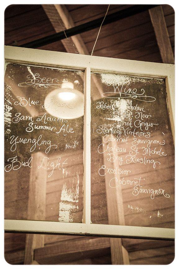 Beer  wine menu - Tallahassee - Florida See more in www