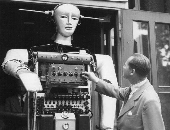 Sabor the robot