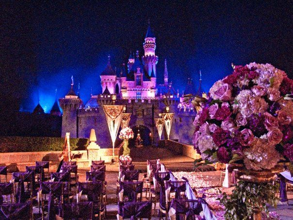 Real Disneyland Weddings - Brettainy and Kyle - This Fairy Tale