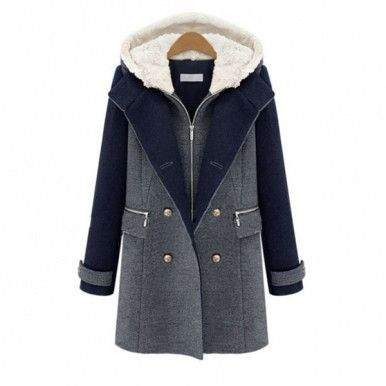 Such a great coat for winter! Need this in my life