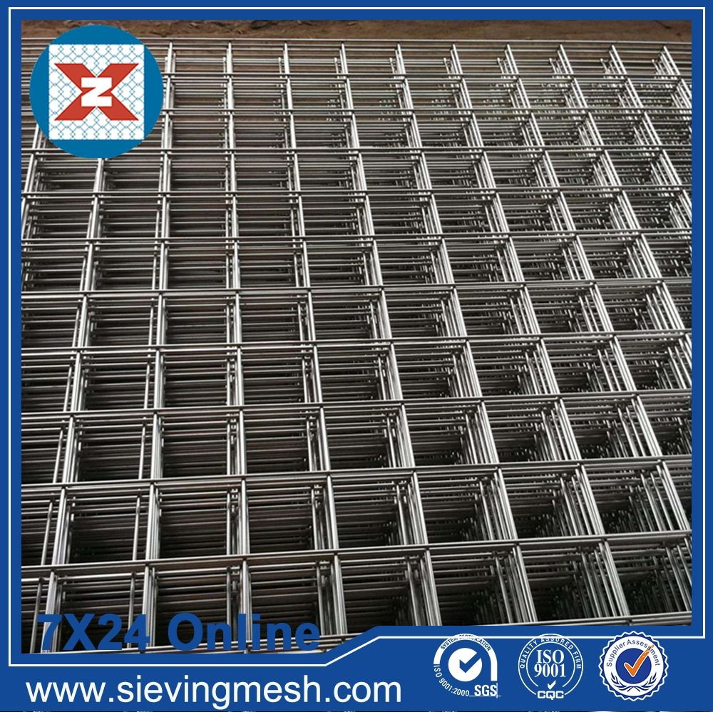 Stainless Steel Welded Wire Mesh is made of high quality ...