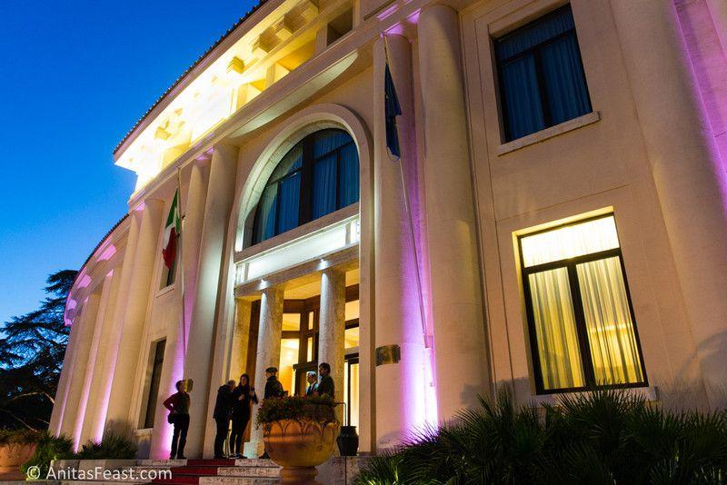 Hotel and spa Albergo delle Terme in Bertinoro, Italy