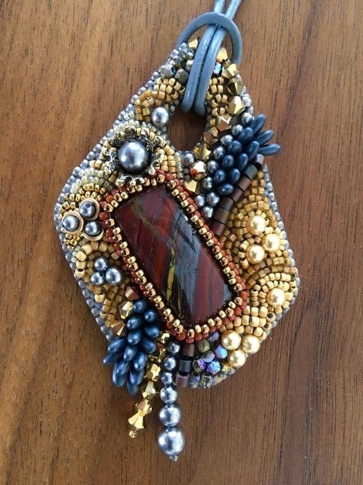 Nieuw Pin van Elizabeth Voorberg-Koelewijn op sieraden maken | Sieraden BR-84