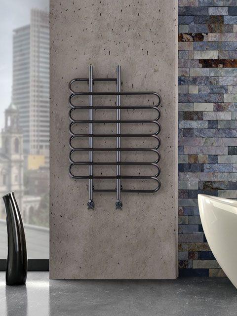 Unusual Heated Towel Rails Snail Stainless Steel Radiator Senia Towel Warmer Towel Rail Stainless Steel Towel Rail