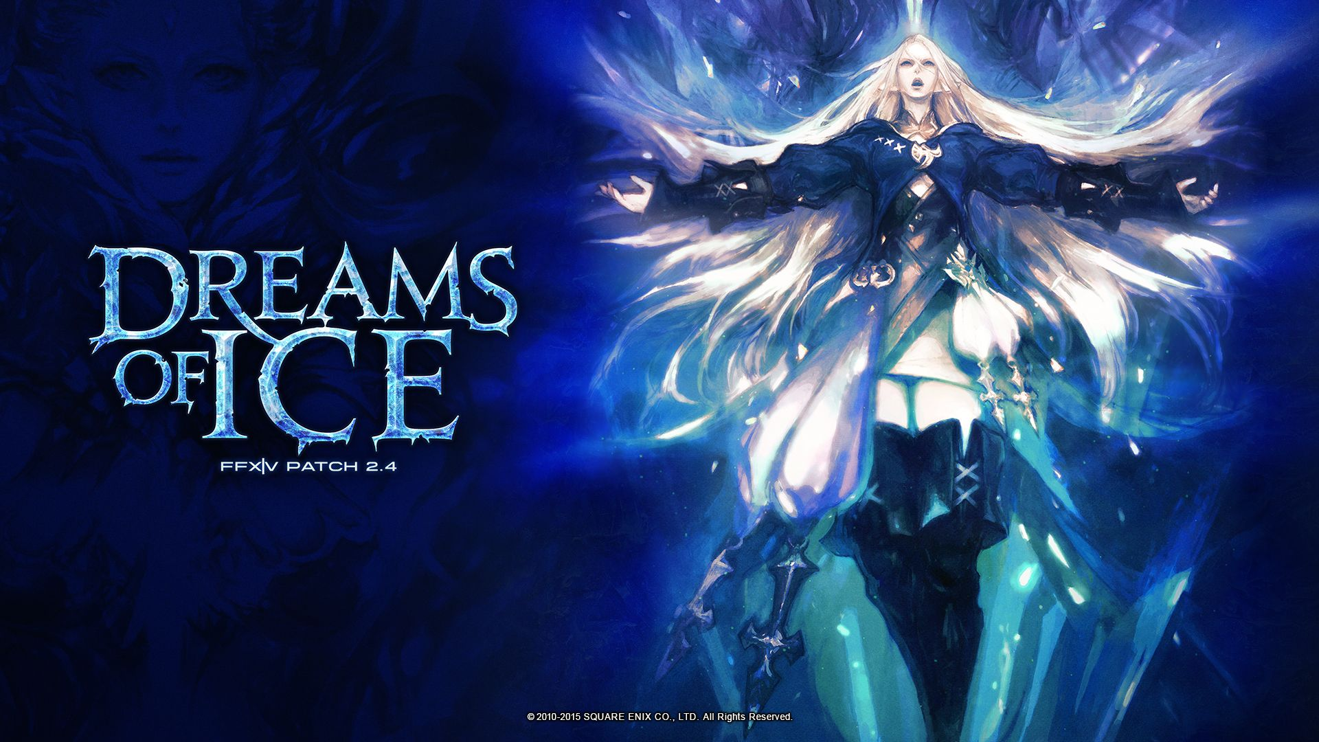 Dreams Of Ice Patch 1 3 Final Fantasy Xiv Final Fantasy Fantasy