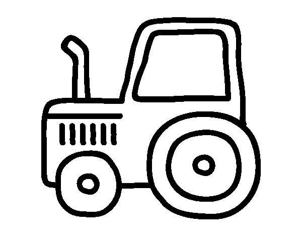Disegno Trattore Da Colorare.Dessin A Colorier Tracteur Transport 64 Coloriages A Imprimer Coloriage Tracteur Coloriage Dessin A Colorier