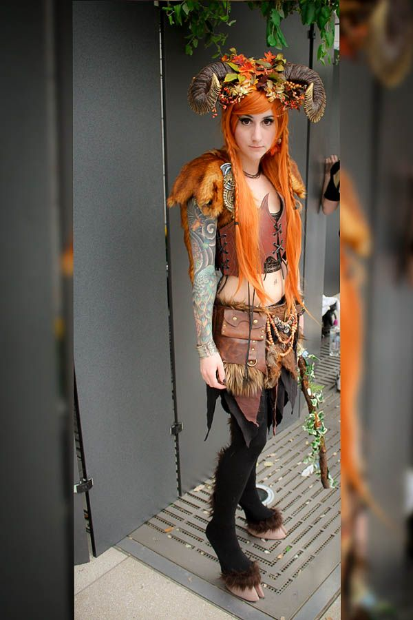 Faun Cosplay by emilyrosa on DeviantArt |Faun Cosplay