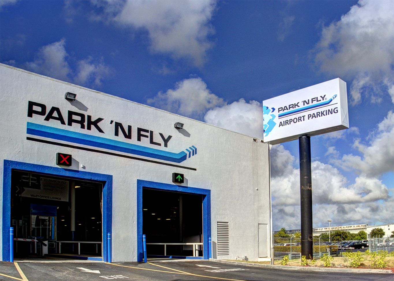 Park 'N Fly Miami Miami airport, Airport parking, Park s