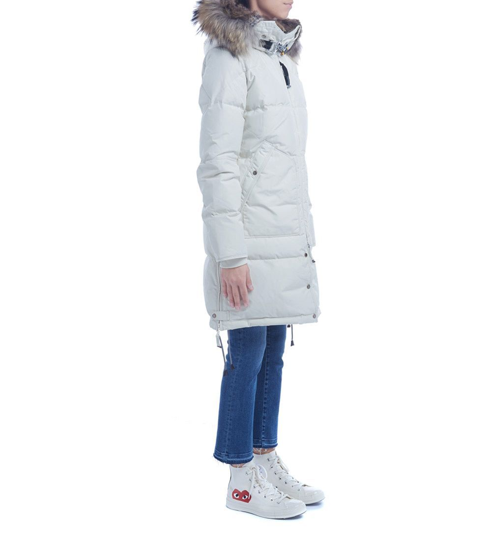 parajumpers long bear ivory