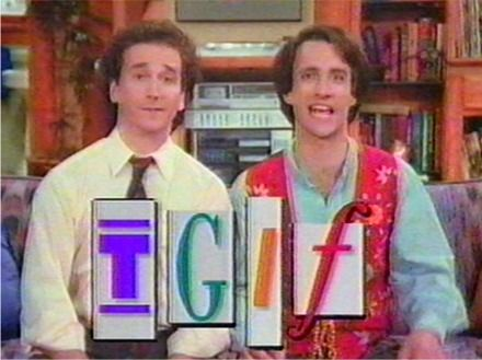 TGIF on ABC. I only watched it for about a year before I
