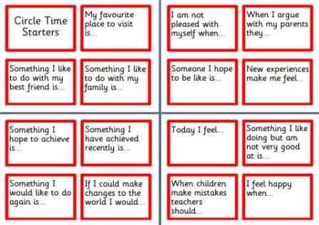 Teaching circles ks2