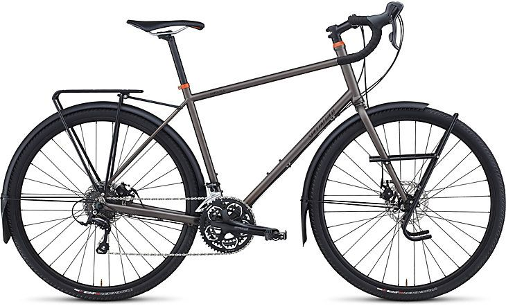 Specialized Awol Deluxe Touring Bike This Build Is Only Sold In