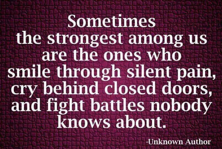 Silent battles