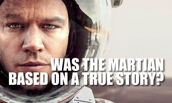 An Alarming Number Of People Think 'The Martian' Is Based On A True Story - 9GAG