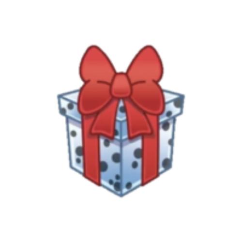 Present As An Emoji Drawing By Disney 101dalmatians In 2021 Emoji Drawing Disney Emoji Blitz Disney Emoji