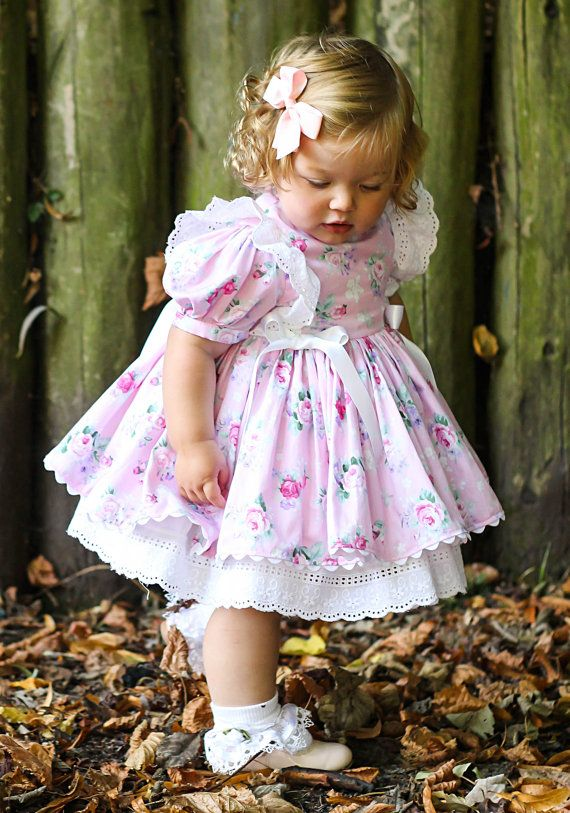 16648b2a4 Beautiful Traditional Vintage Style Hand Made Dress Sizes newborn up ...