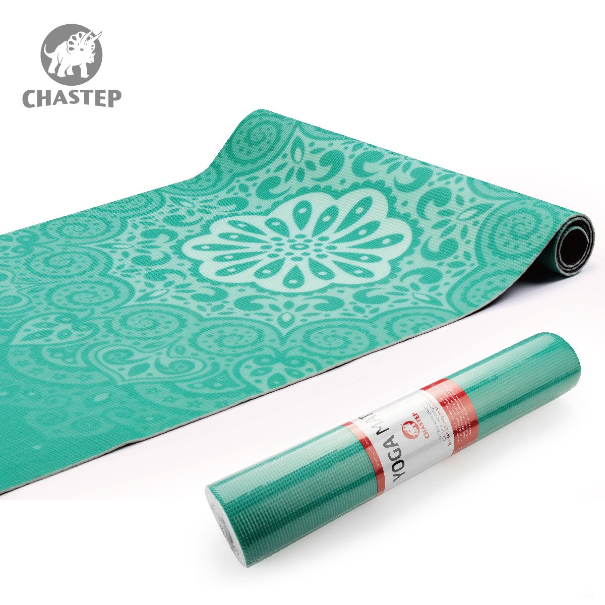 Product Name Chastep Original Design Yoga Mat Exercise Mat Material Pvc Size 183 Cm X 61 Cm X 6 Mm Function Chaste Hot Yoga Mat Yoga Mat Yoga Mats Design