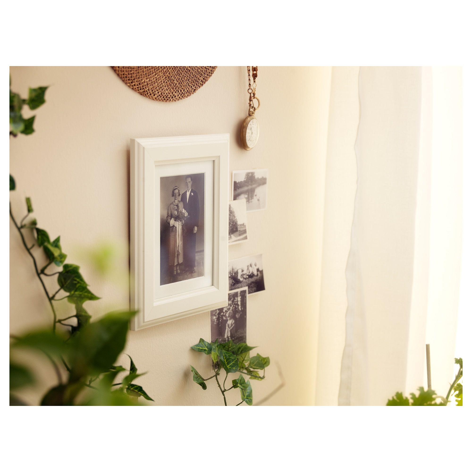 IKEA - VIRSERUM Frame white | Products