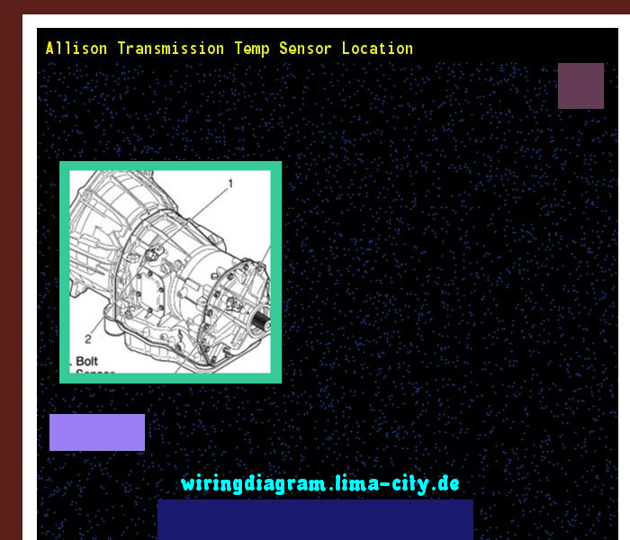 Allison Transmission Temp Sensor Location Wiring Diagram 175931 Amazing Wiring Diagram Collection Transmission Sensor Diagram