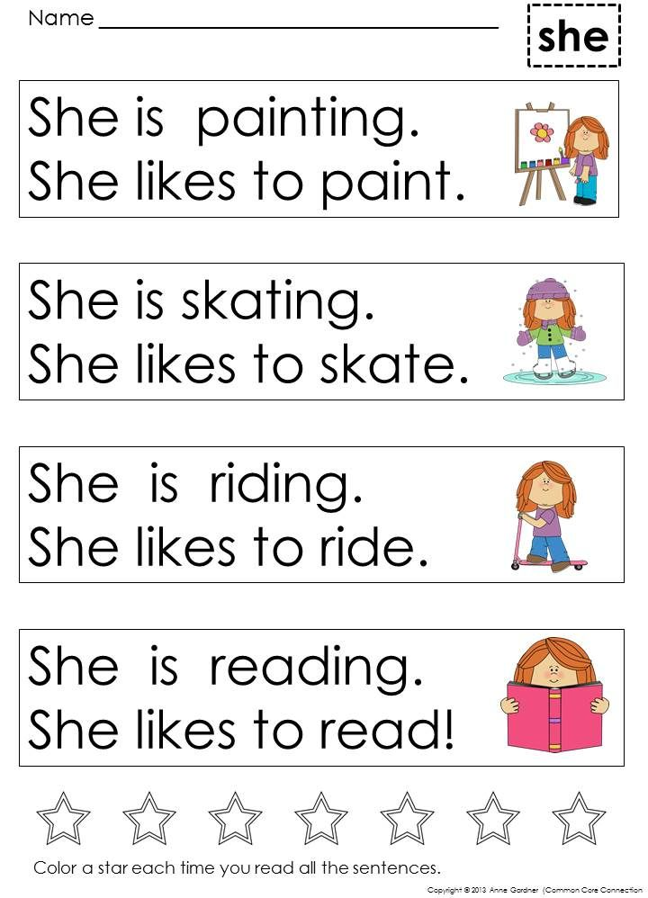 kindergarten sight word sentences for guided reading levels a and b word sentences high level. Black Bedroom Furniture Sets. Home Design Ideas