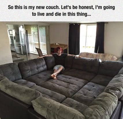 Ultimate Couch Potato Furniture Couch Home Decor