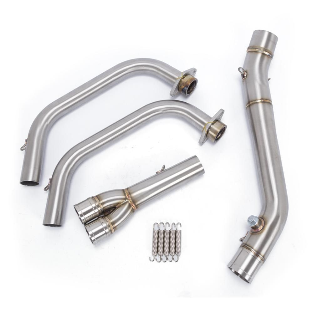 Hi-Level Exhaust Complete 559553 Piaggio Fly 125 2005-2009
