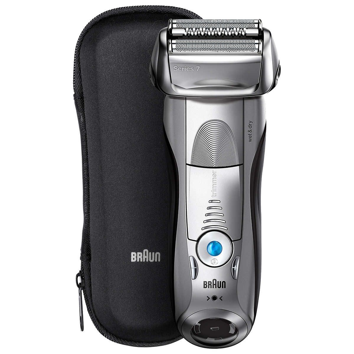 Also available at Costco Braun electric razor, Electric