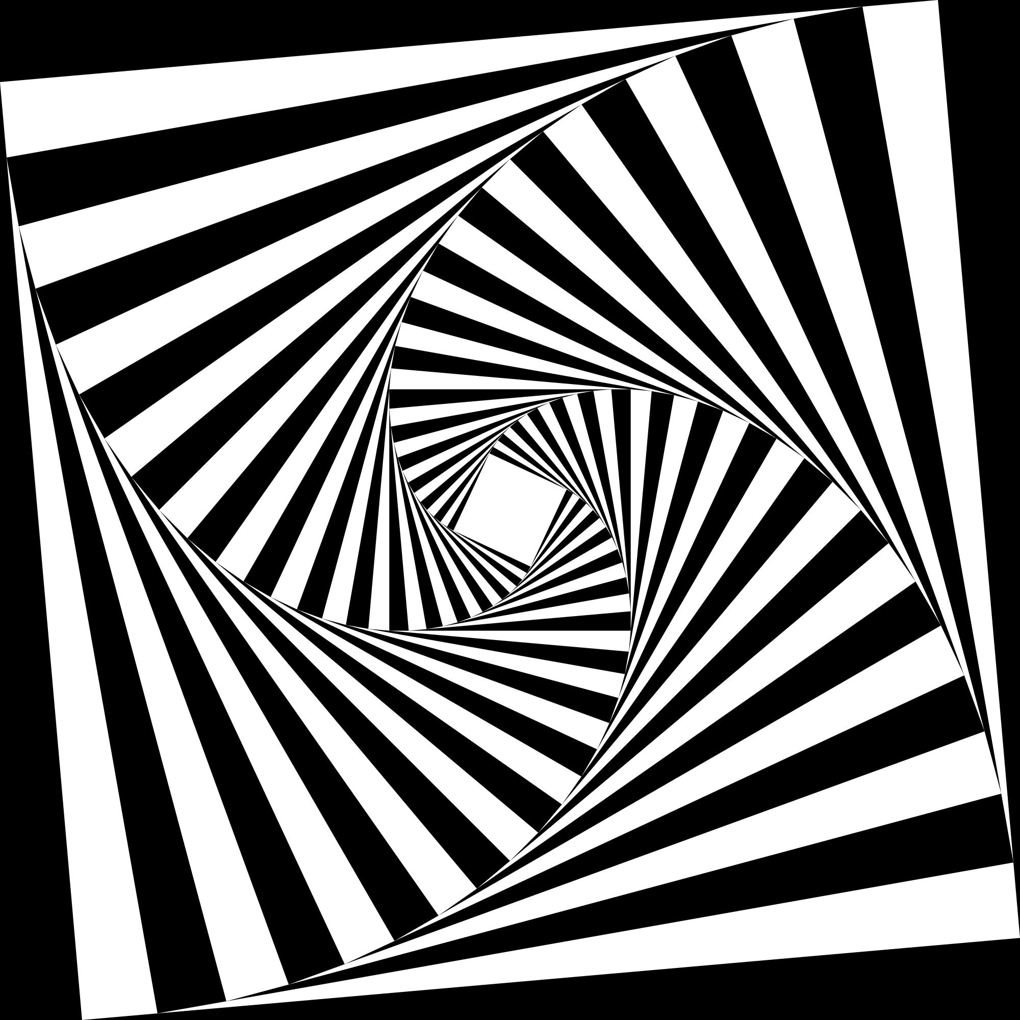 Negative Color Illusions Gif