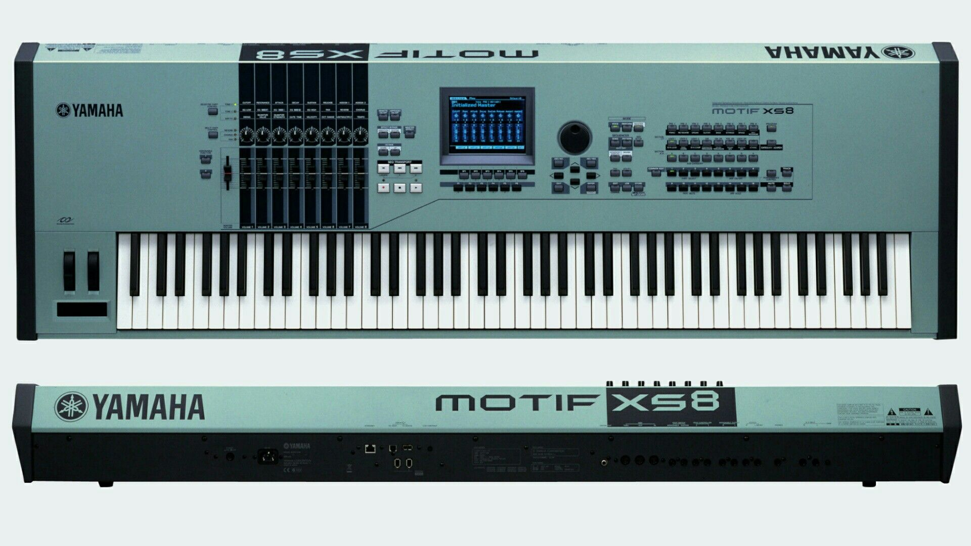 Yamaha Motif XS 8 | Keyboard piano | Yamaha piano keyboard