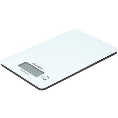 Balance De Cuisine Electronique Homday Blanc Electromenager