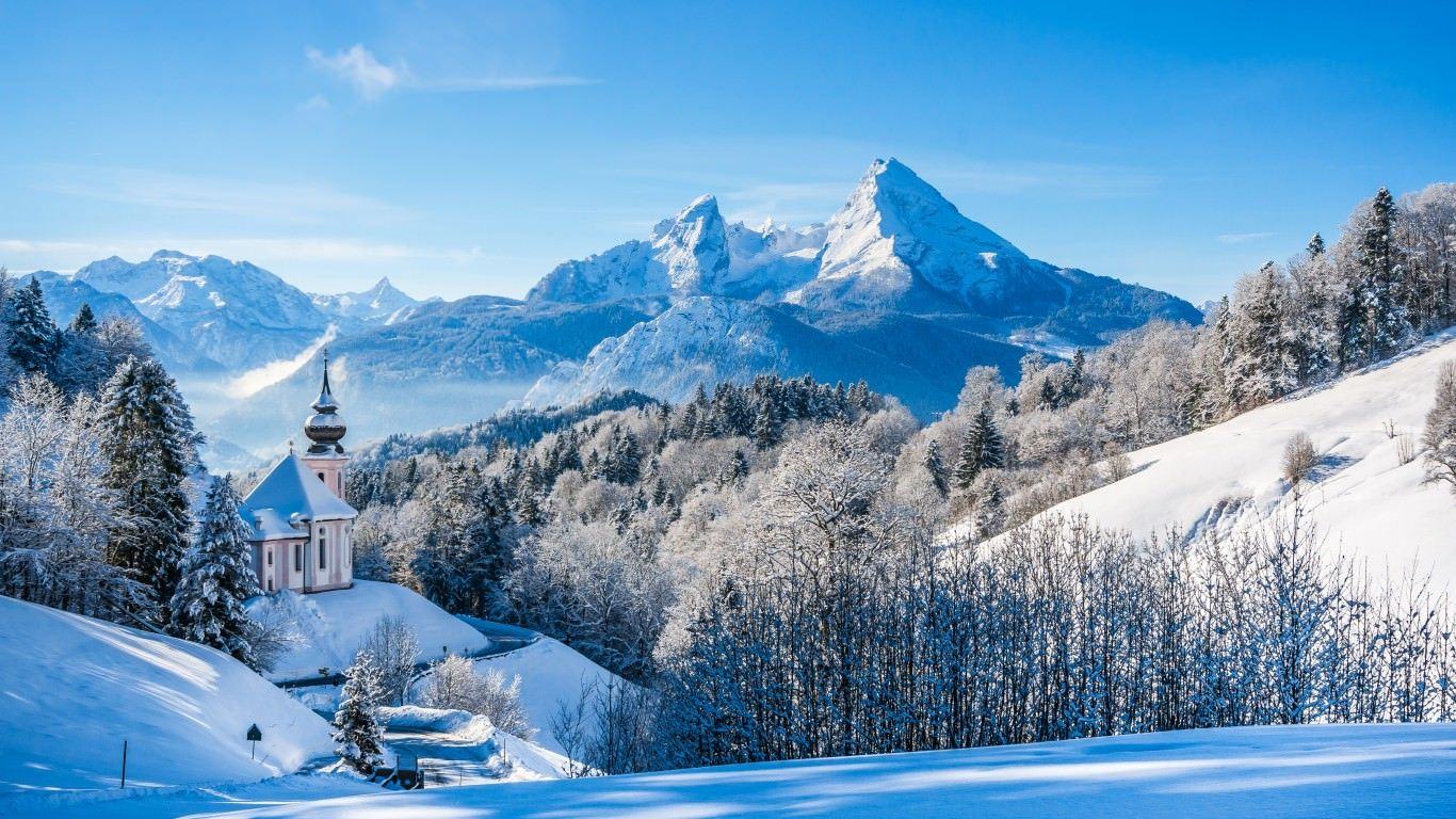 bavarian-alps-1366x768-winter-landscape-church-germany-hd-8k-406