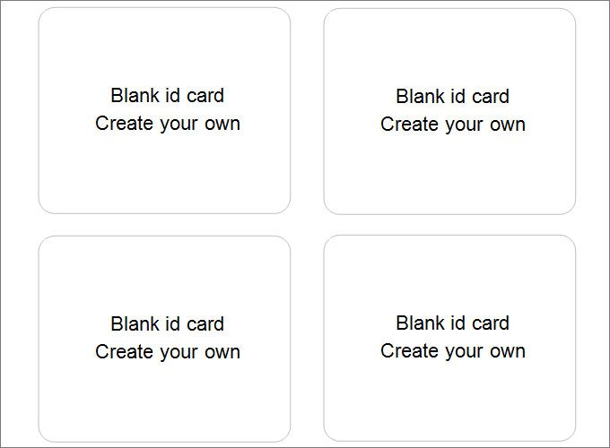 blank card templates free word psd eps formats download deviantart - blank card template