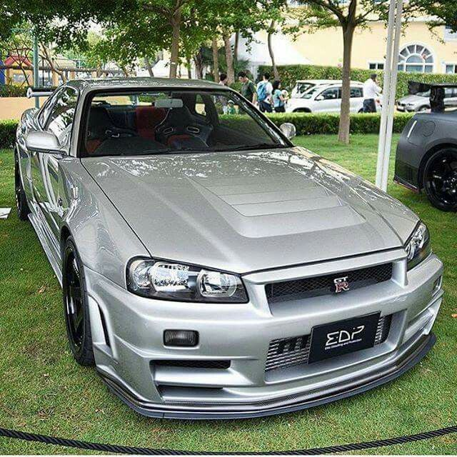 Nissan Skyline All Generations: Pin By Casey Robinson On GT-R