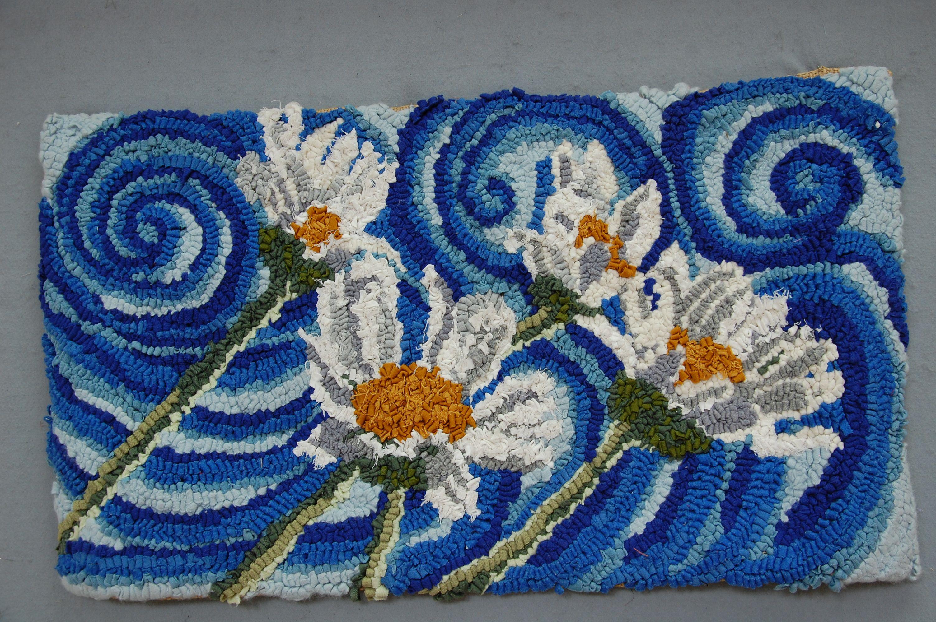 Rag Rug Making In A Vintage Style Short Course With Debbie Siniska Www Westdean Org Uk College