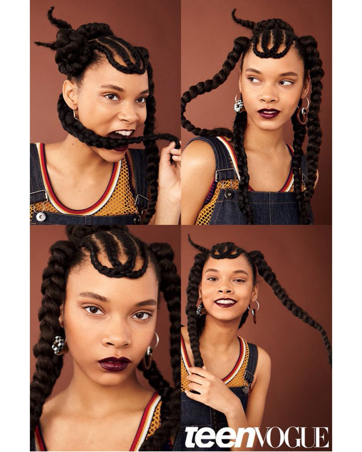 Beauty looks pretty damn fine when its not appropriated. by @teenvogue #feminism #culturalappropriation #blm #style #fashion #dreadlocks #love