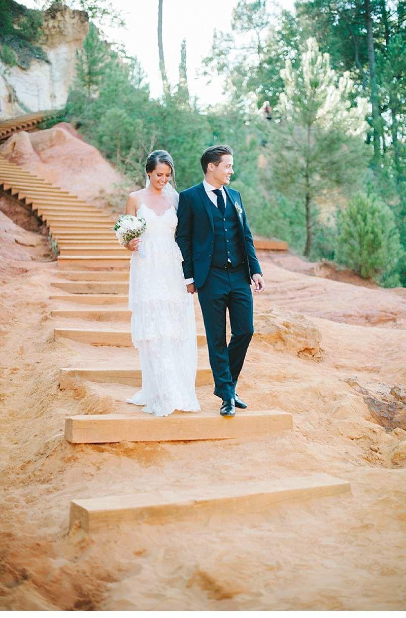 Julie und Benjamin, Traumhochzeit in der Provence von Kristina Assenova - Hochzeitsguide