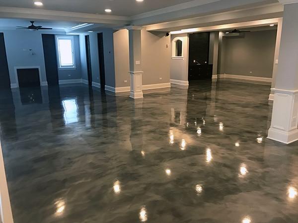 Chicagoland Metallic Epoxy Flooring Pros Experts In Metallic