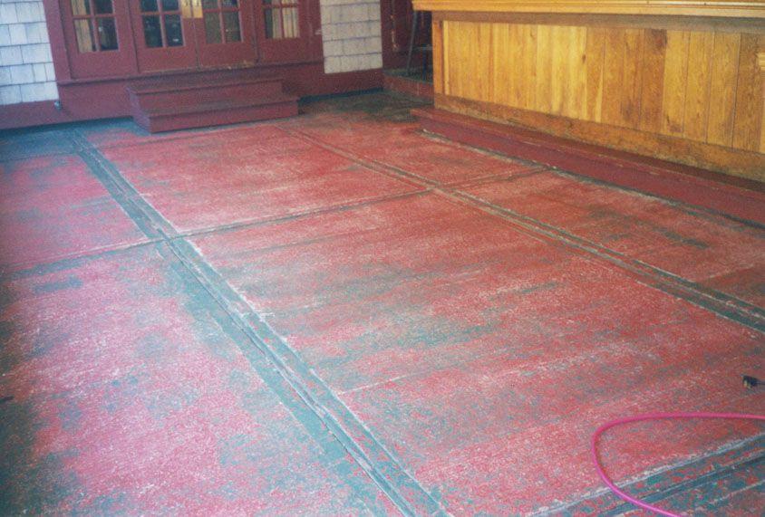 Painted cement floor concrete floor acid etching and for Painted concrete floor ideas
