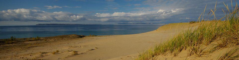 Sleeping bear dunes national lakeshore michigan sleeping