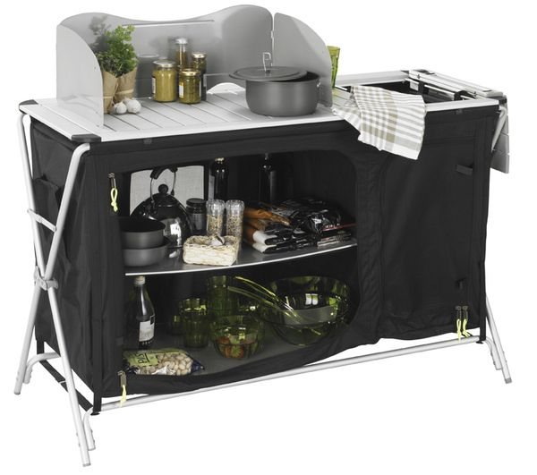 Outwell Richmond Kitchen Unit With Sink 2011 Camping Table