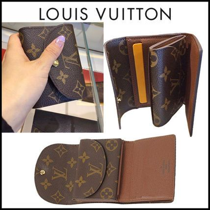 the best attitude 55752 f7522 Louis Vuitton 折りたたみ財布 【国内発送】Louis Vuitton☆絶対 ...