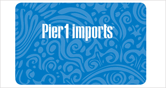 Pier 1 Imports Gift Card: Check Your Balance & Buy Gift