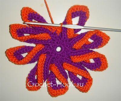 Todo crochet   Pinterest   Agarraderas, Patrón gratis y Ganchillo