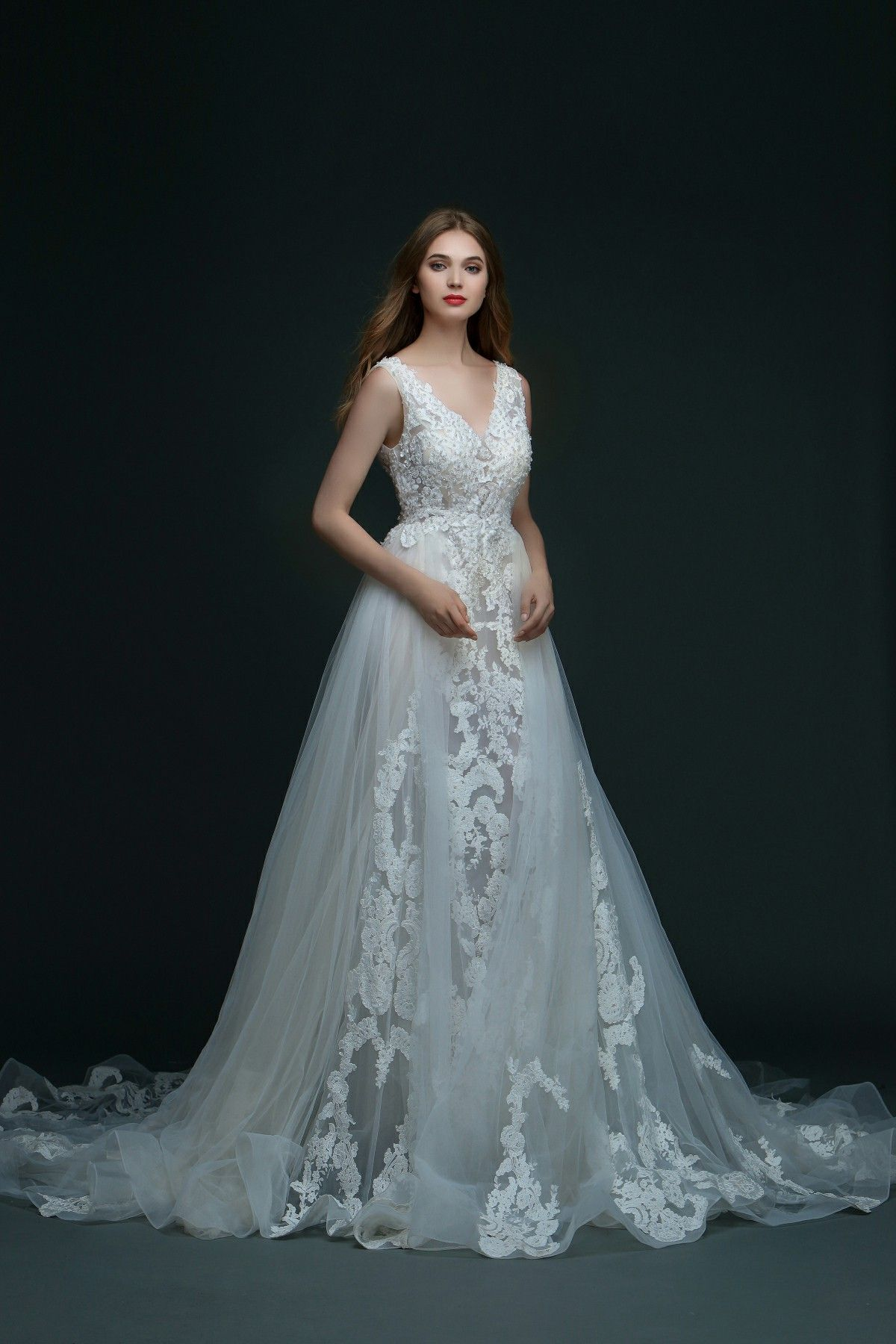 Royal Collection Weeding Dress available at http://vivienneatelier ...