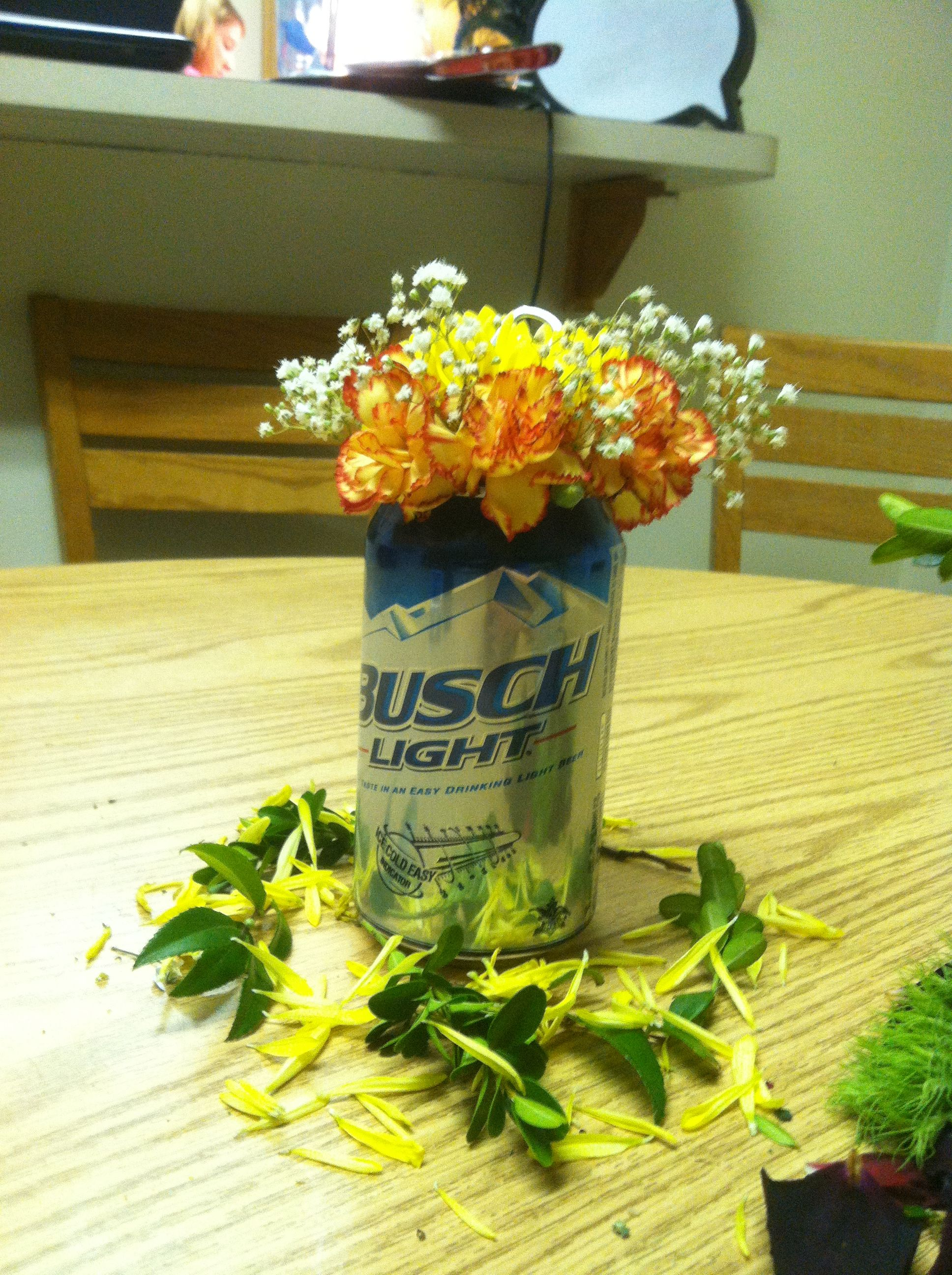 And for the Busch light lovers!