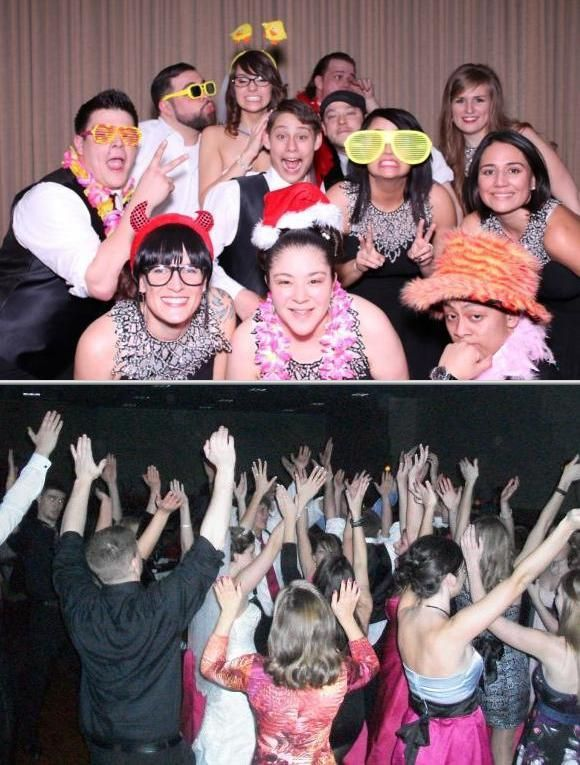 These Christian mobile DJs offer any non-offensive music genre for families, parties and more. Part of their DJ services is to provide a fun family-friendly atmosphere for various events.