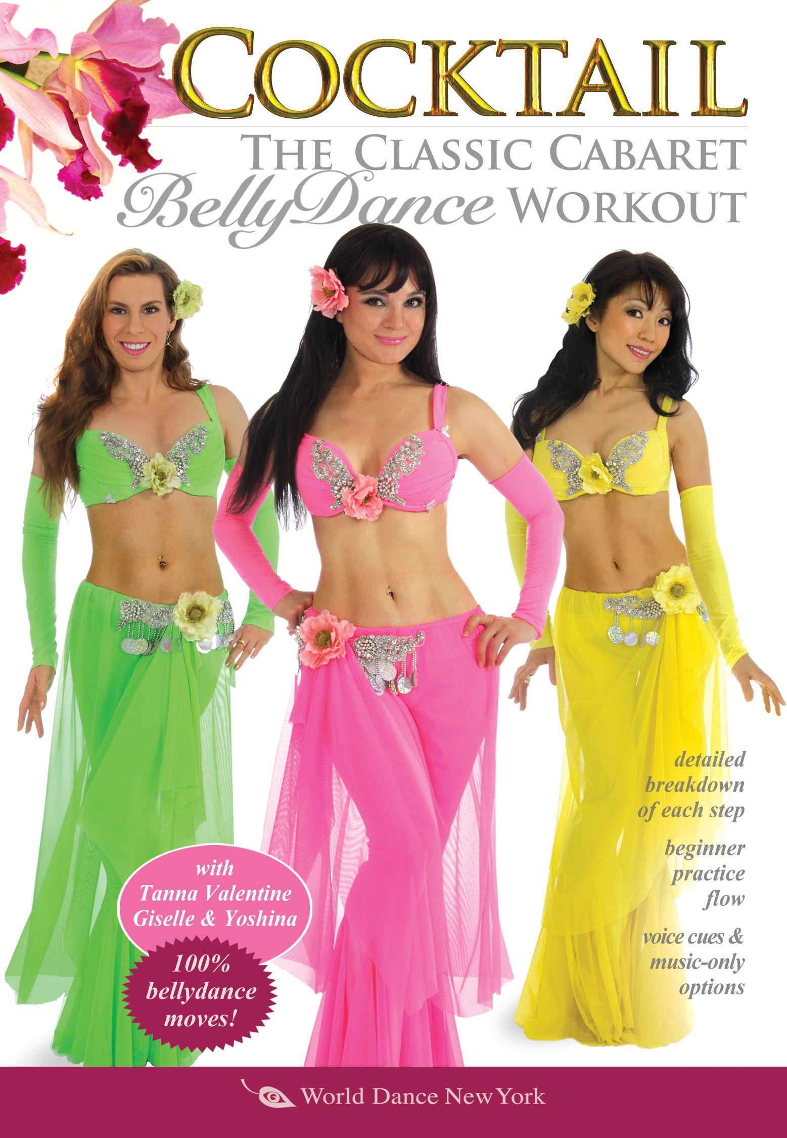 Pin de World Dance New York en Belly Dance instruction & workout ...