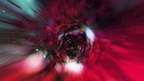 wormhole (loop) in BEEPLE VJ LOOPS on Vimeo | Heaven Hell