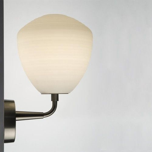 Murano blown glass sconce similar to a Japanese lantern. Perseo Wall Sconce $640 Produzione Privata
