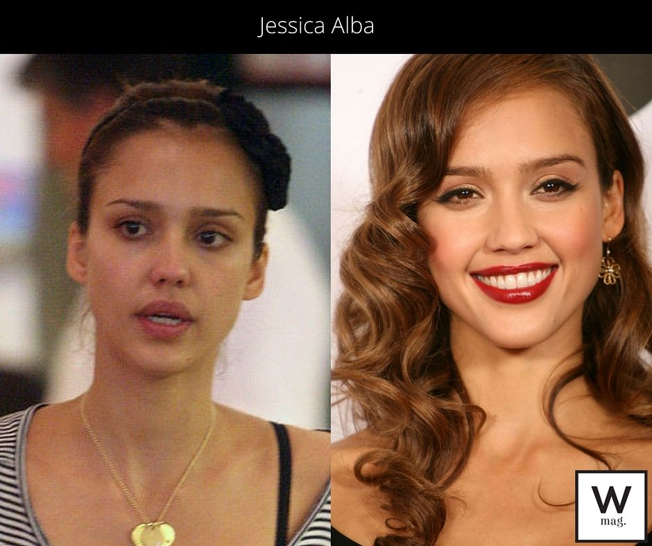 Top 10 Des Stars Sans Maquillage Wepost Stars Sans Maquillage